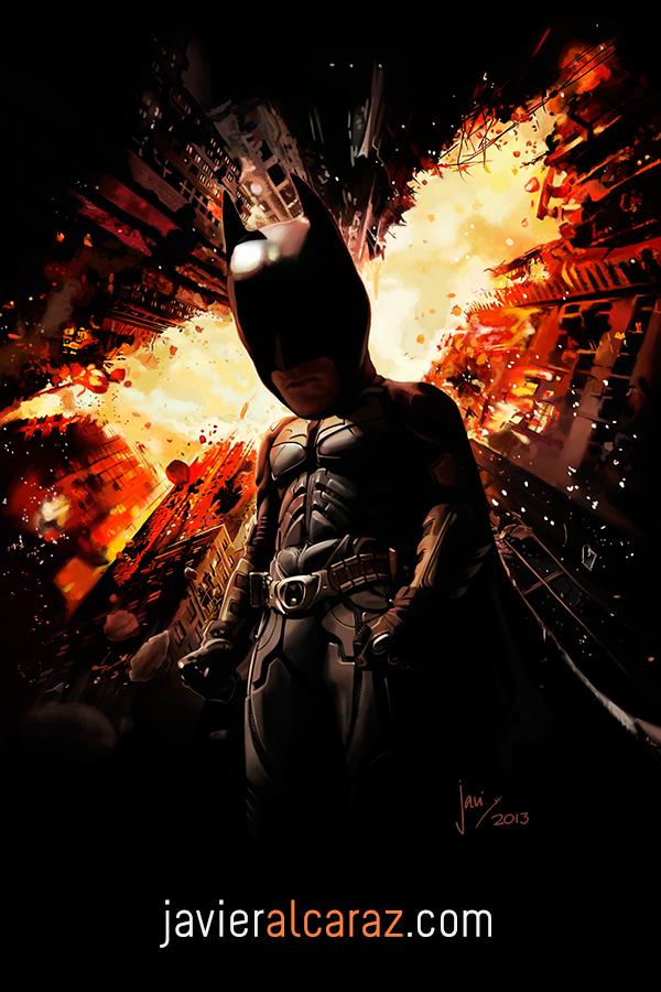 Batman para la serie: MiniSuperhéroes