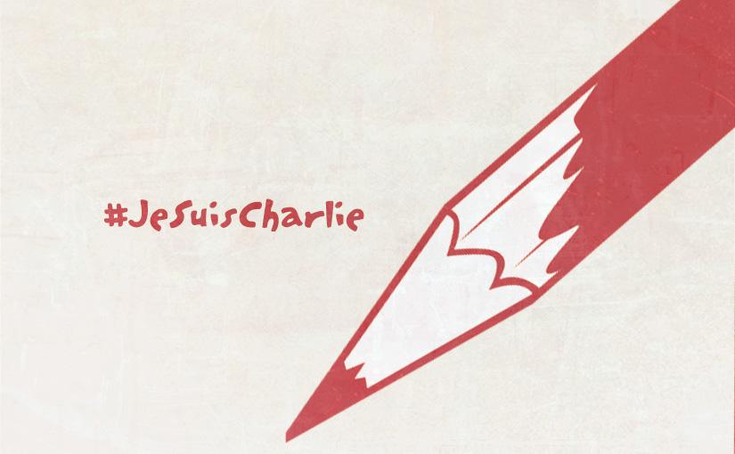 Je Suis Charlie - Charlie Hebdo
